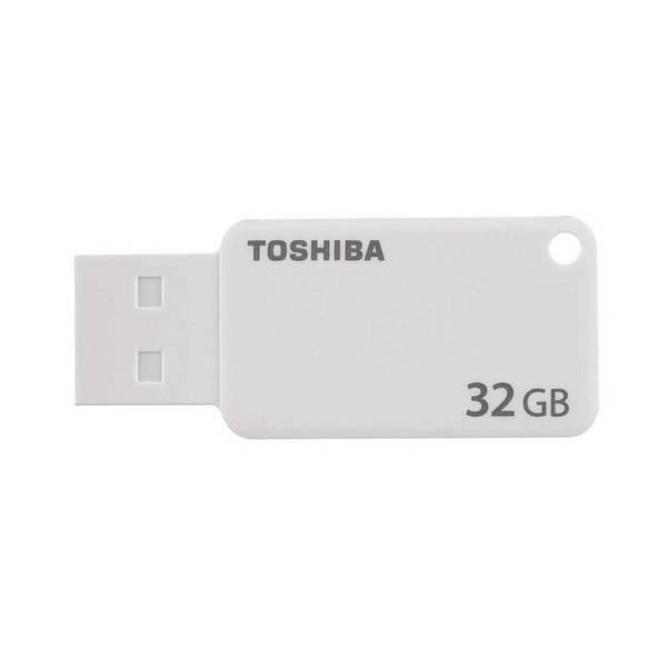 Памет USB Toshiba U303 32GB USB 3.0 WHITE